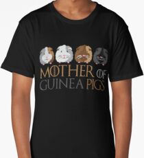 Mother of Guinea pigs Long T-Shirt