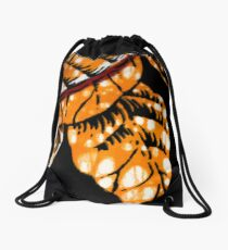Batik pattern Drawstring Bag