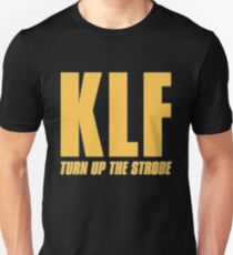 KLF - Turn Up The Strobe T-Shirt