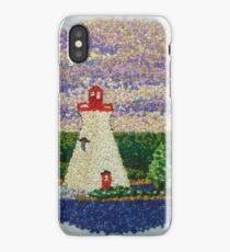 Kidston Island Lighthouse  iPhone Case/Skin