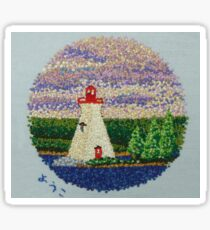 Kidston Island Lighthouse  Sticker
