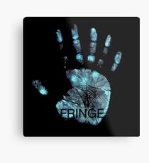 Fringe! Metal Print