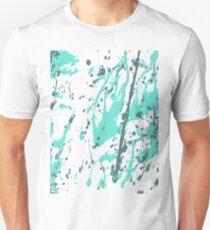 Color blot spots BLUMARINE Unisex T-Shirt