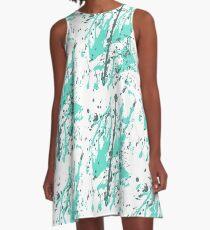 Color blot spots BLUMARINE A-Line Dress