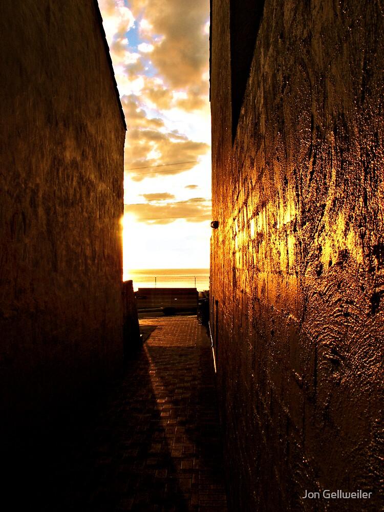 Corridor of the Light by Jon Gellweiler