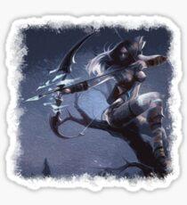 League of Legends ASHE Sticker