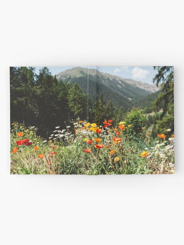 Alternate view of Mountain garden Hardcover Journal