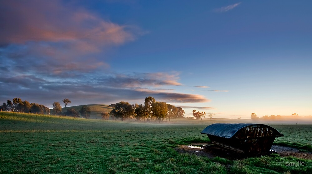 Bungaree Morning by smylie