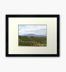 Tinto from Dykehead Framed Print
