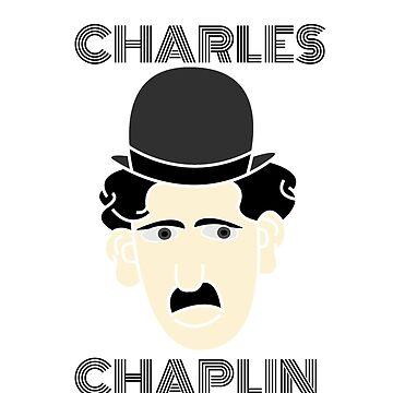 Charles Chaplin by williamamorimws