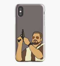 The Big Lebowski Walter iPhone Case/Skin