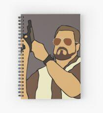 The Big Lebowski Walter Spiral Notebook
