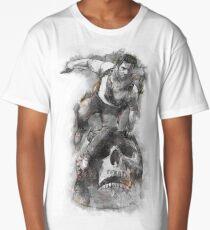Nathan Drake Long T-Shirt