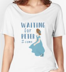 Waiting for Peter Women's Relaxed Fit T-Shirt