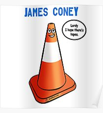 James Coney Poster