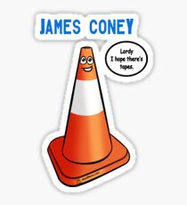 James Coney Sticker