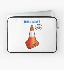 James Coney Laptop Sleeve