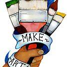 Make Art by SurlyAmy