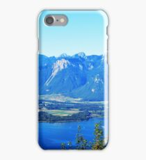 Lake Geneva iPhone Case/Skin