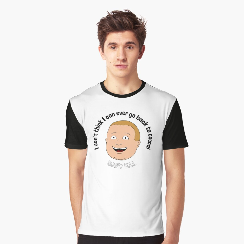 Bobby Hill Graphic T-Shirt