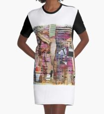 Environment Graphic T-Shirt Dress