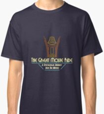 Great Movie Ride Classic T-Shirt