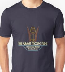 Great Movie Ride T-Shirt
