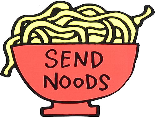 Send noods by colchisdesigns