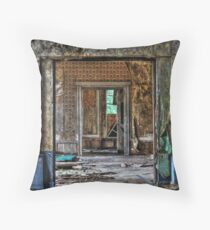 Possible means of escape... Throw Pillow