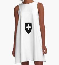 Mistress Ownership A-Line Dress