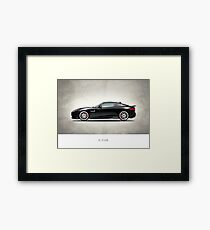 The F-Type Framed Print