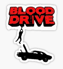 Blood drive2 Sticker