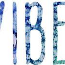 Good Vibes Only sticker / design  by Sam Palahnuk