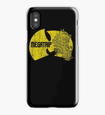 Megatrip (nuthing ta f' wit - yellow gold variant) iPhone Case