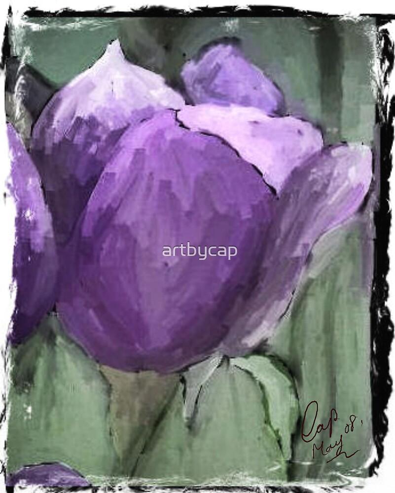 Purple Passion by artbycap