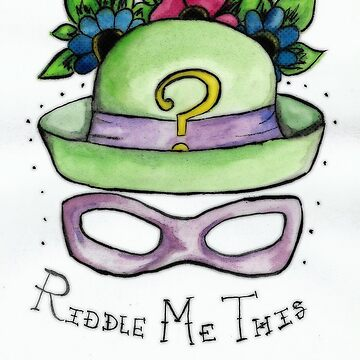 Riddle Me This  by rrandj