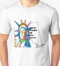 New York Is My City  T-Shirt