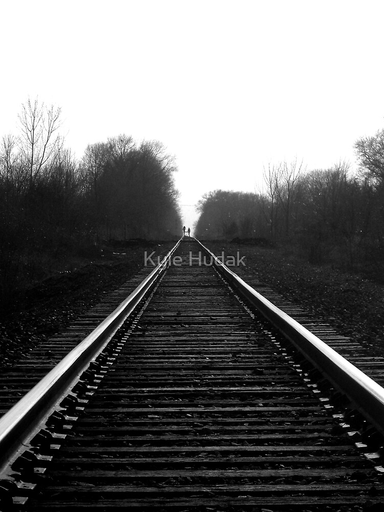 Walking the Tracks by Kyle Hudak