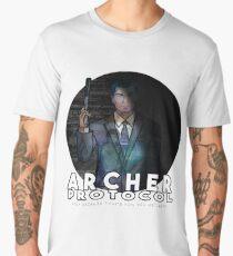 Archer Protocol Men's Premium T-Shirt
