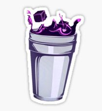 Lean Double Cup Sticker