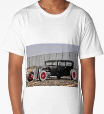 1930 Ford 'Maximum Security' Rat Sedan Long T-Shirt