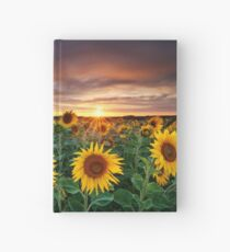 Here comes the Summer Hardcover Journal