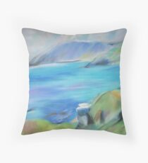 Treen Cove Throw Pillow