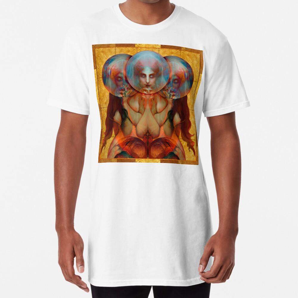 The Gold Chimera Camiseta larga