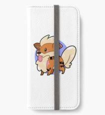 Growlithe iPhone Wallet/Case/Skin