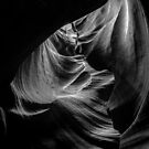 The Wind Caves II by Zohar Lindenbaum