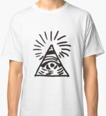 Illuminati Sign - Before the Storm - Life is Strange Classic T-Shirt