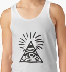 Illuminati Sign - Before the Storm - Life is Strange Men's Tank Top