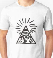 Illuminati Sign - Before the Storm - Life is Strange Unisex T-Shirt