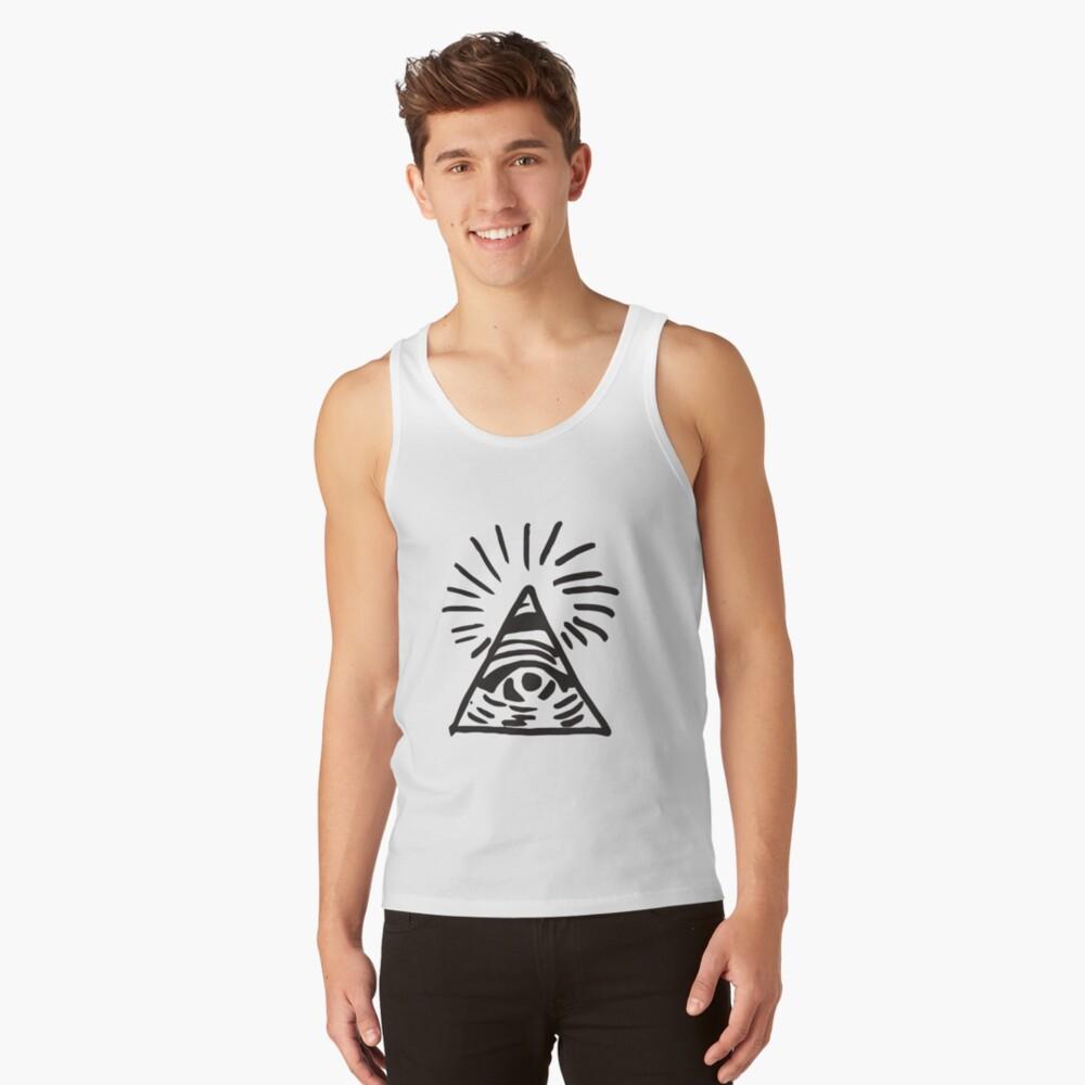 Illuminati Sign - Before the Storm - Life is Strange Tank Top
